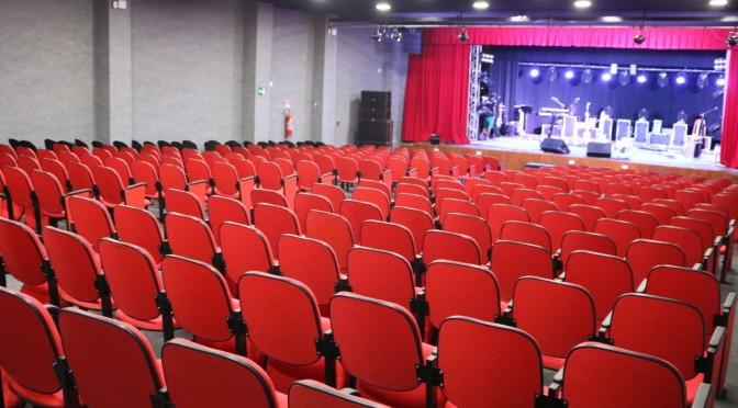 Inauguração do Teatro Saraiva