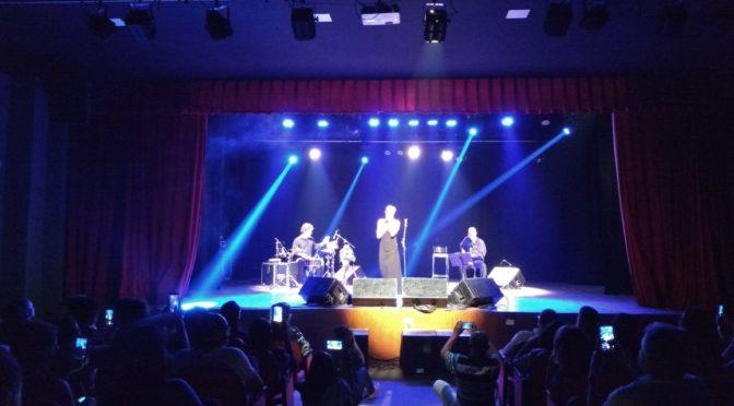 Show da Cantora TANIA ALVES no teatro Saraiva